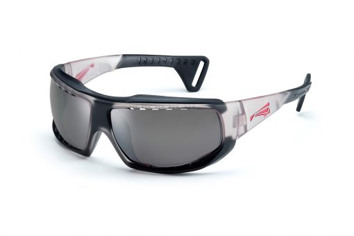 lip typhoon white frame black