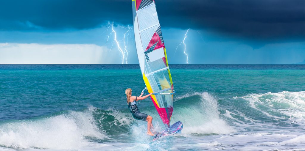 why is windsurfing dying